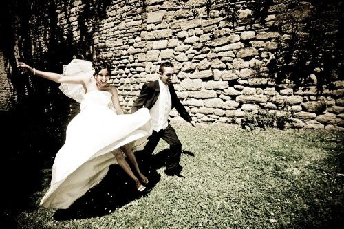 Photographe mariage - THOMAS LANGOUET Photographe - photo 16