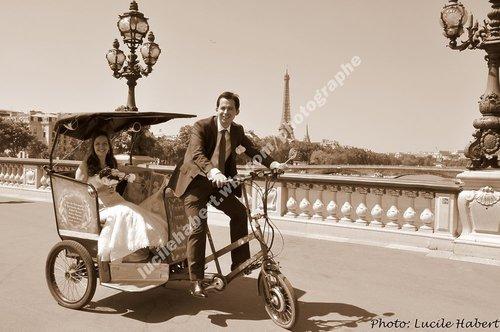 Photographe mariage - Lucile habert - photo 1