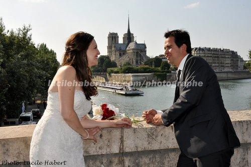 Photographe mariage - Lucile habert - photo 5