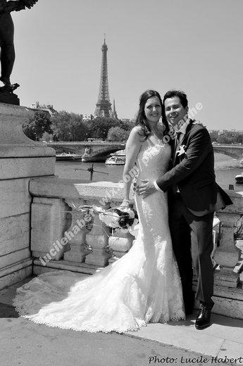 Photographe mariage - Lucile habert - photo 4