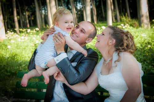 Photographe mariage - Dominique Gautier - photo 10