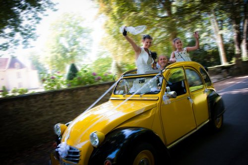 Photographe mariage - Dominique Gautier - photo 13