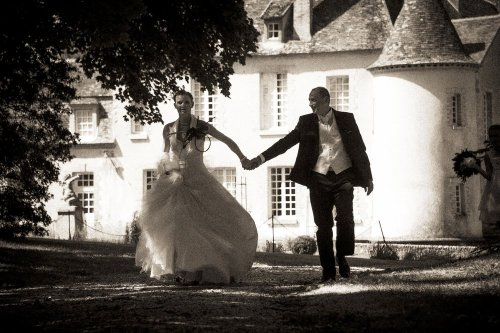 Photographe mariage - Dominique Gautier - photo 12