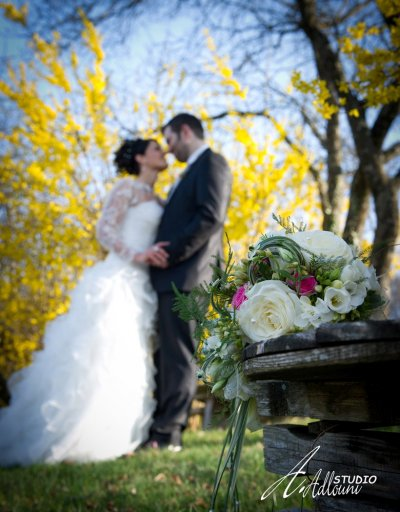 Photographe mariage - Studio Alain Adlouni - photo 7