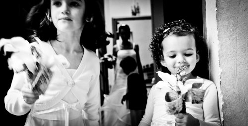 Photographe mariage - Vincent Hudelle Photographe - photo 1
