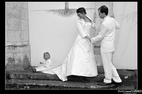Photographe mariage -  Laurent Lamard Photographe - photo 21
