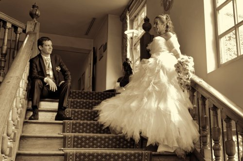 Photographe mariage - Marcel Kergourlay Photographe - photo 9