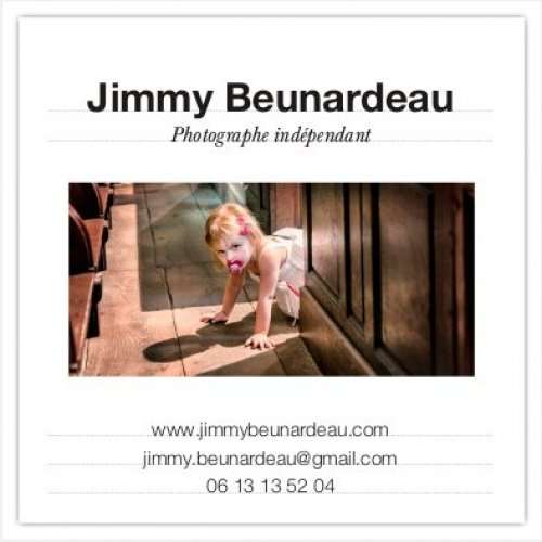 Photographe mariage - Jimmy Beunardeau Photographe - photo 1