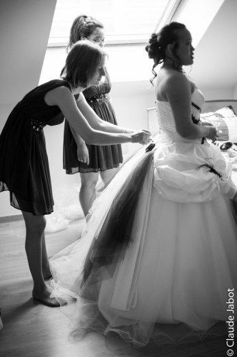 Photographe mariage - Claude Jabot Photographe - photo 34