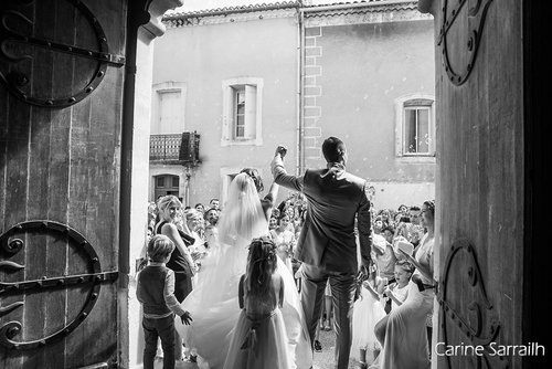 Photographe mariage - Carine Sarrailh Photographies - photo 18
