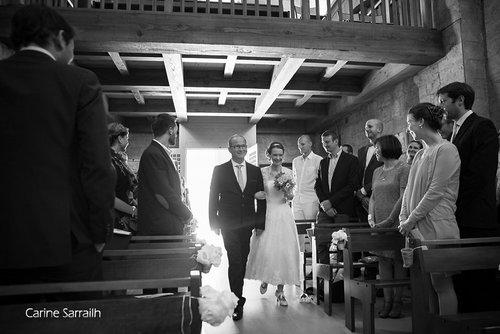 Photographe mariage - Carine Sarrailh Photographies - photo 15