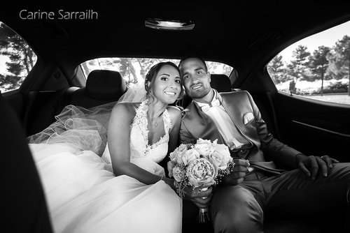 Photographe mariage - Carine Sarrailh Photographies - photo 17