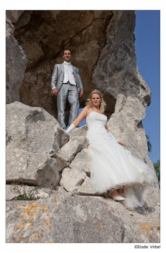 Photographe mariage - Elodie Virbel Photographe - photo 5