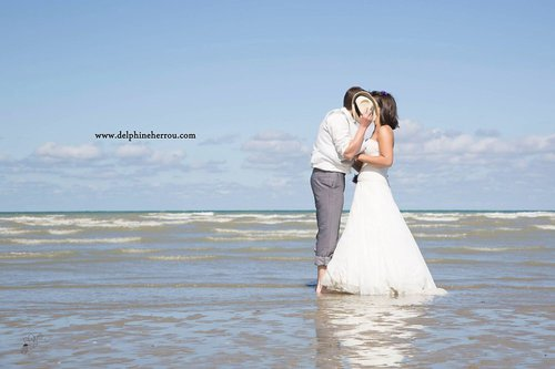 Photographe mariage - Delphine Herrou Photographies - photo 62