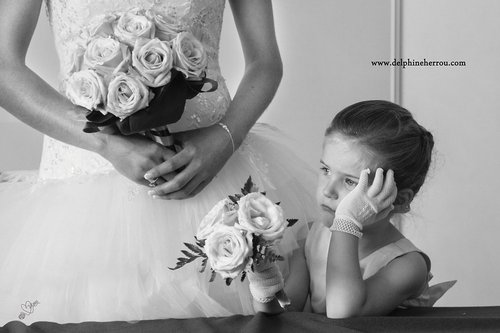 Photographe mariage - Delphine Herrou Photographies - photo 60