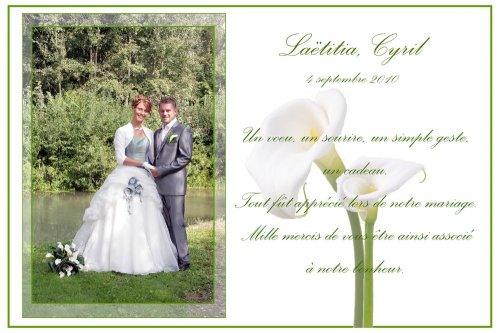Photographe mariage - Passion Photo - photo 21