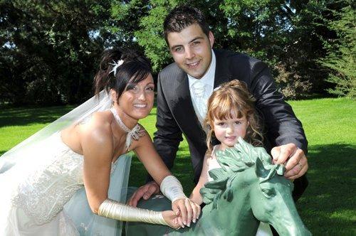 Photographe mariage - Mariage - photo 10