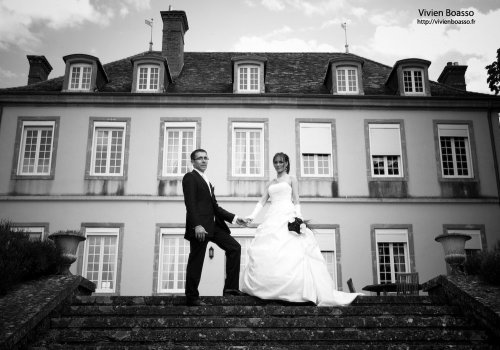 Photographe mariage - Vivien Boasso - Photographe - photo 10