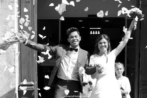 Photographe mariage - Marie photographie05 - photo 15