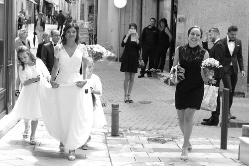 Photographe mariage - Marie photographie05 - photo 12