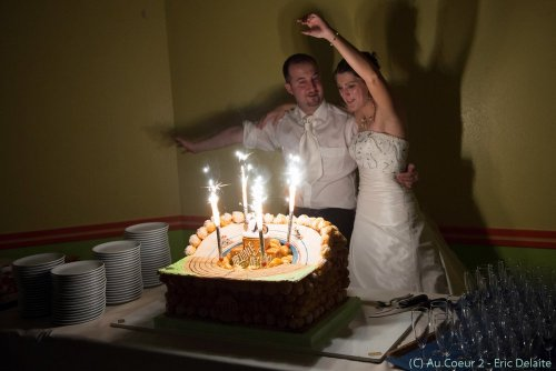 Photographe mariage - Au Coeur 2 - photo 78