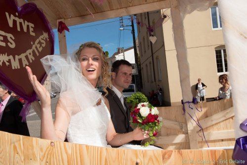Photographe mariage - Au Coeur 2 - photo 70