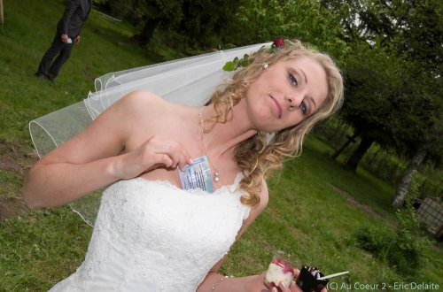 Photographe mariage - Au Coeur 2 - photo 75