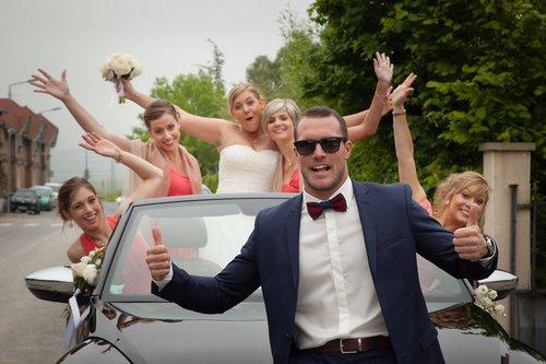 Photographe mariage - celine rosette - photo 7