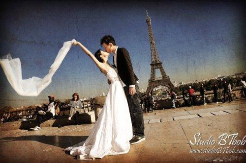 Photographe mariage - Pierre MARION - Studio BTbob - photo 2