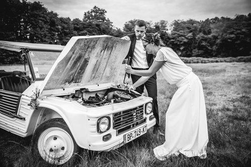 Photographe mariage - KAMERAs - photo 30