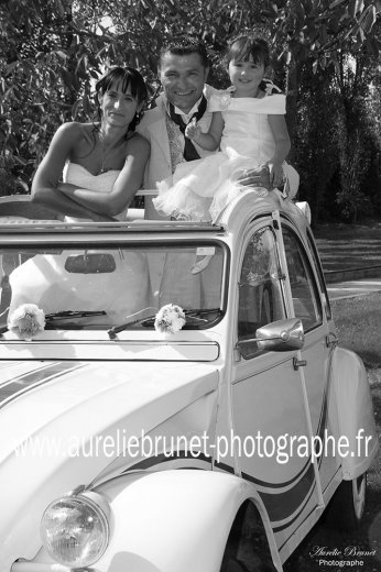 Photographe mariage - AURELIE BRUNET Photographe - photo 27