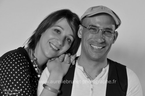 Photographe mariage - AURELIE BRUNET Photographe - photo 12