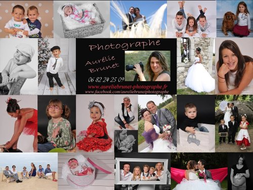 Photographe mariage - AURELIE BRUNET Photographe - photo 1
