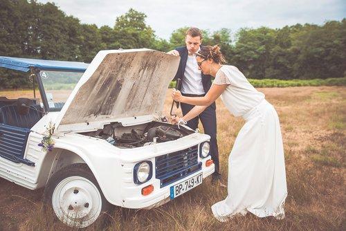 Photographe mariage - KAMERAs - photo 46