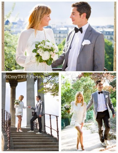 Photographe mariage - Julien LB Photography Paris - photo 1