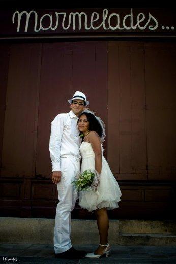 Photographe mariage - mini-fée photographie - photo 12