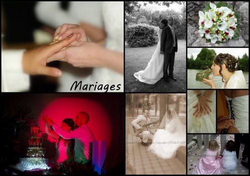 Photographe mariage - Chrystelle PLIQUE, Photgraphe - photo 6