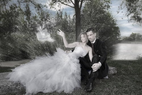 Photographe mariage - DUVIVIER NATHALIE  - photo 3