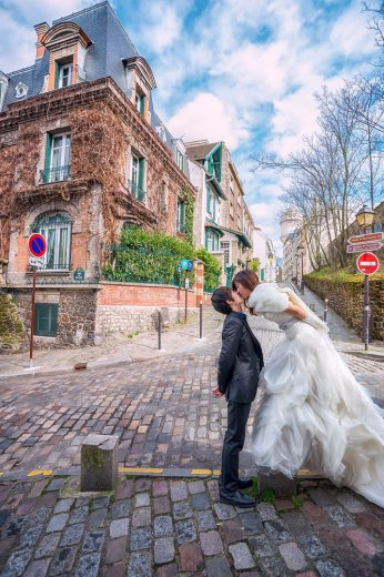 Photographe mariage - Poirier Jean-Sebastien - photo 11