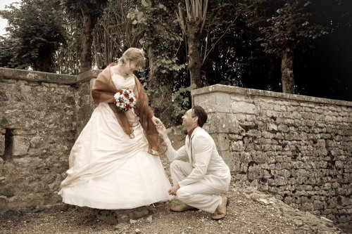 Photographe mariage - SOUVENIRS EN IMAGES - photo 5