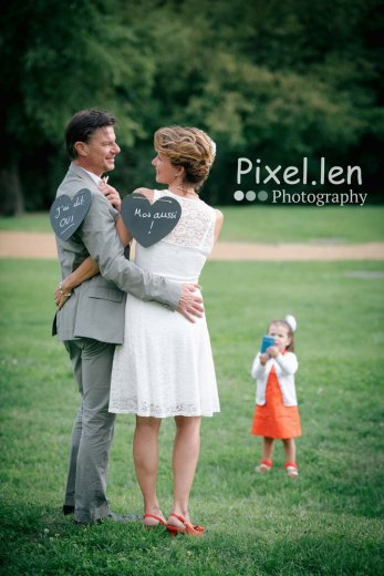 Photographe mariage - Pixel.len Photography - photo 14
