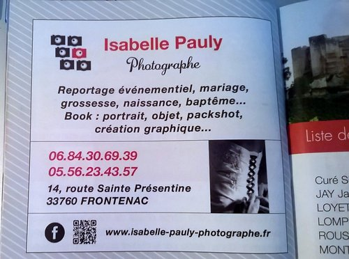 Photographe - Isabelle Pauly - photo 199