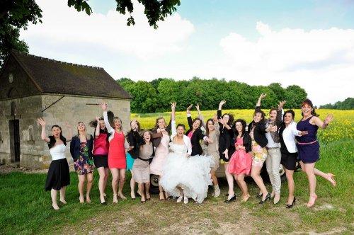 Photographe mariage -   Jour-J-Photographie - photo 157