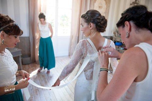 Photographe mariage -   Jour-J-Photographie - photo 103