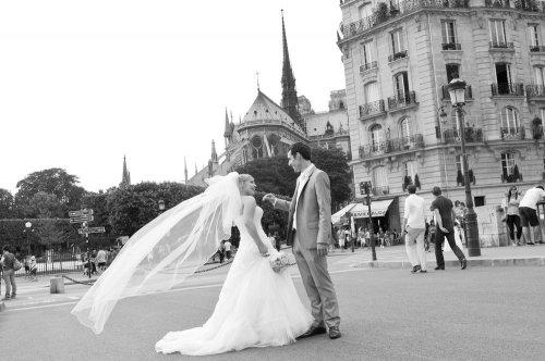 Photographe mariage -   Jour-J-Photographie - photo 15