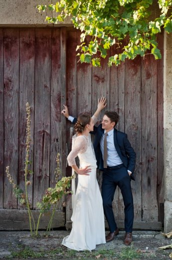 Photographe mariage -   Jour-J-Photographie - photo 29