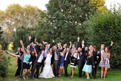 Photographe mariage -   Jour-J-Photographie - photo 102