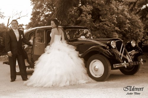 Photographe mariage - Ildevert atelier photo - photo 17