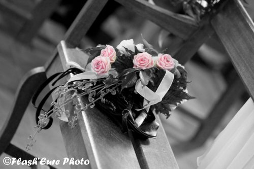 Flash'Eure Photo - B. CONTER - Photographe mariage - 2