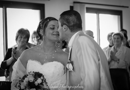 Photographe mariage - Elodie Kerdreux photographies - photo 4